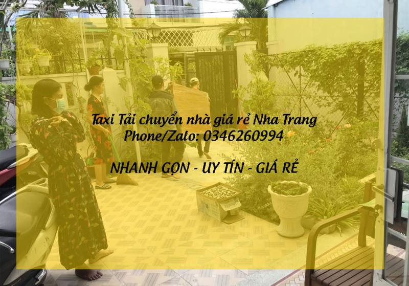 Chuyển nhà trọn gói Nha Trang