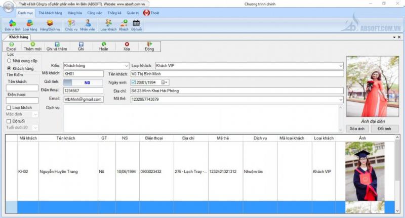 Công ty phần mềm An Biên (ABSoft)