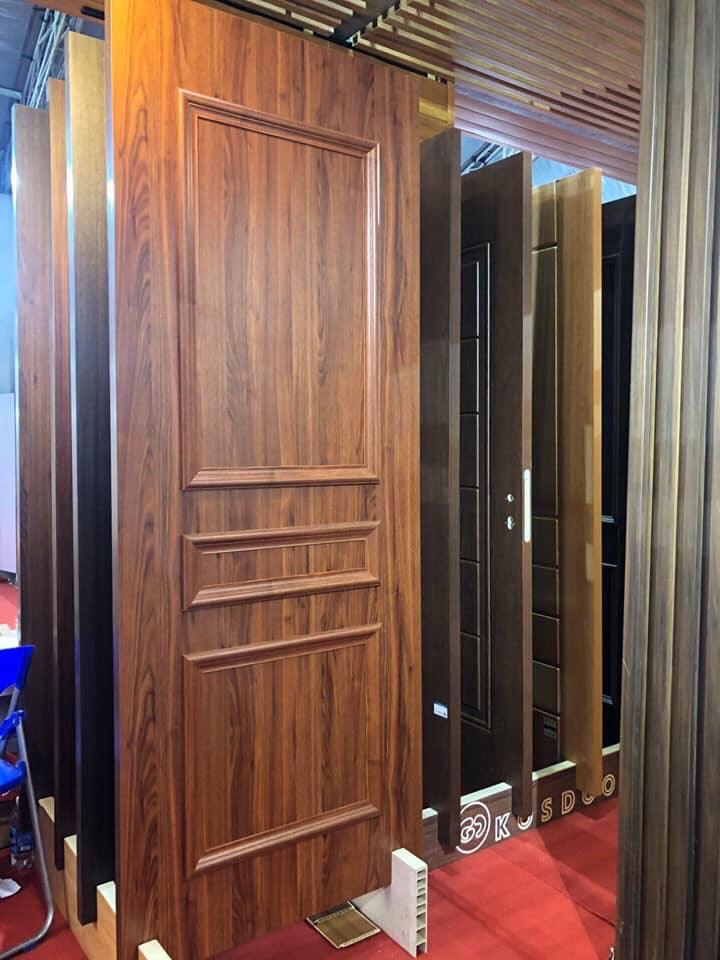 Cửa Gỗ Nhựa Composite G7 Kossdoor Thanh Hóa