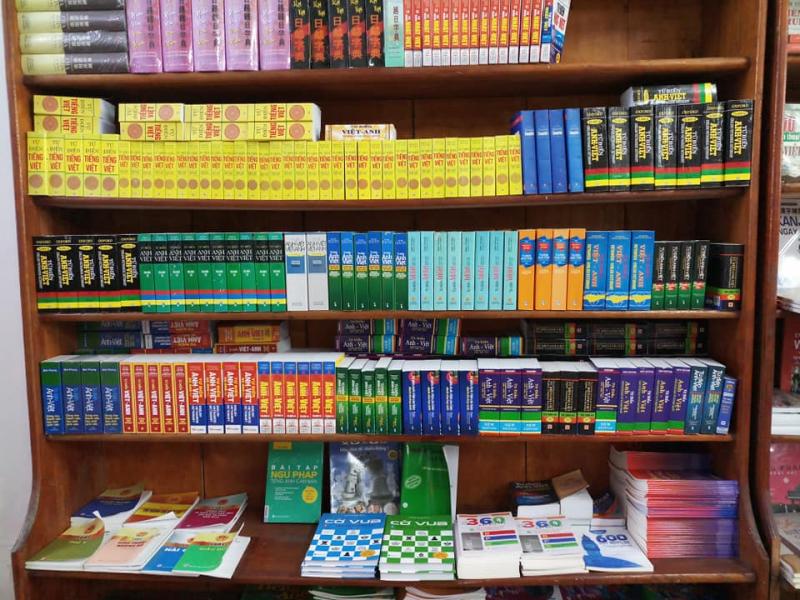 Cửa hàng Sách - Thiết bị giáo dục