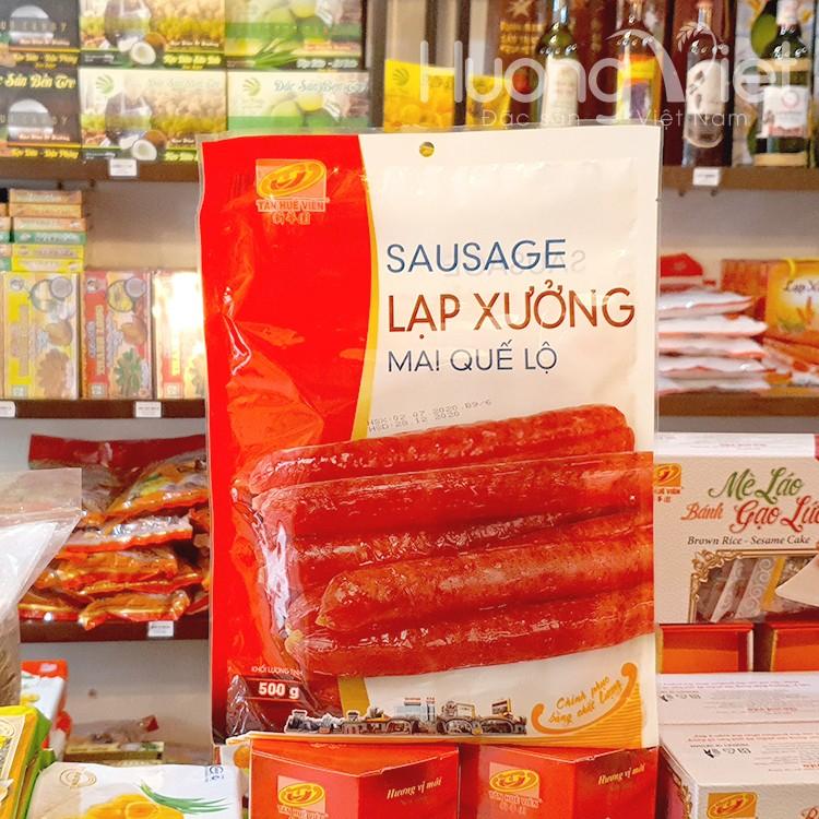 Cửa hàng đặc sản miền tây Hương Việt