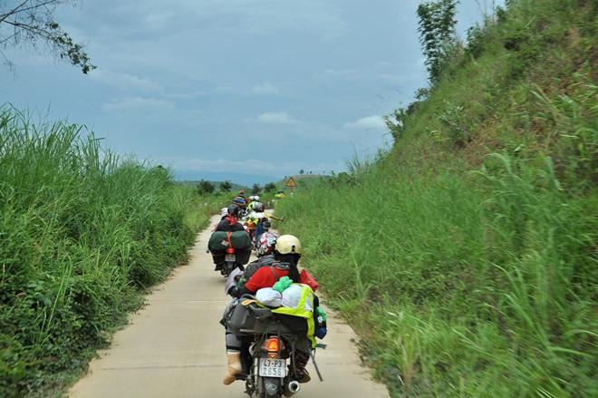 Cung đường ngã ba Đông Dương