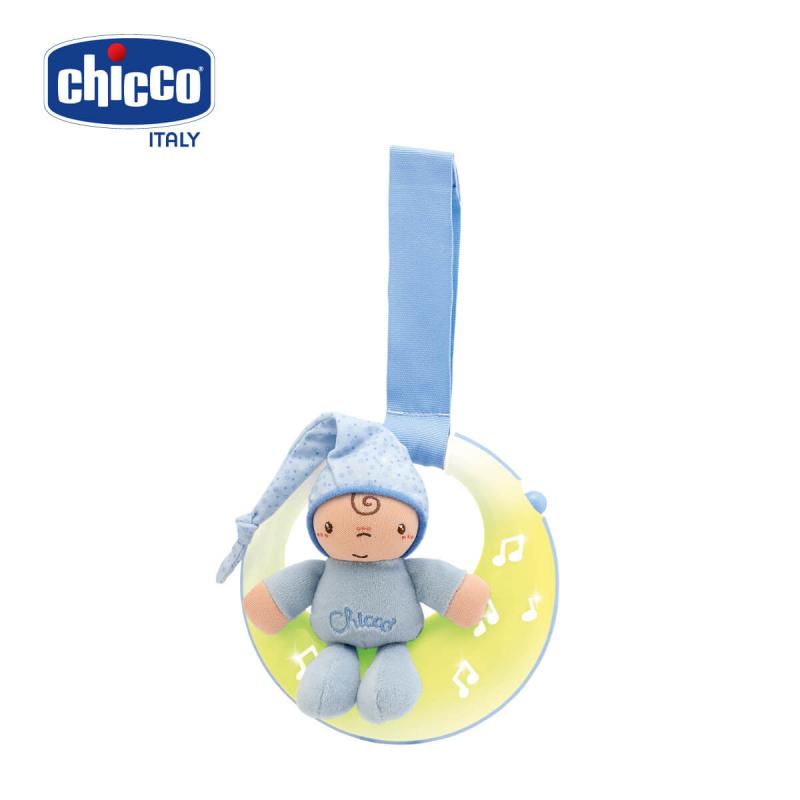 Đèn phát nhạc Chicco hình mặt trăng