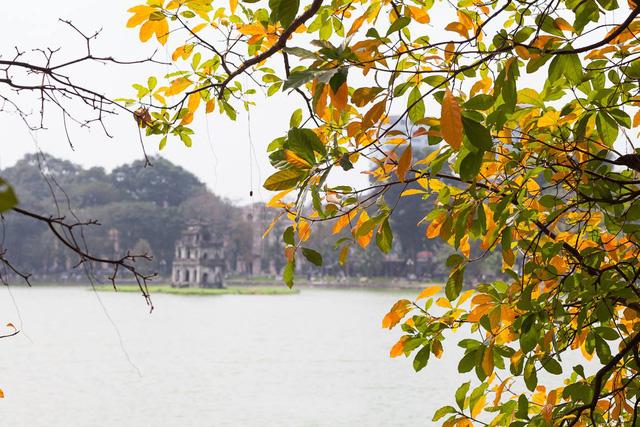 Di tích lịch sử Hồ Gươm