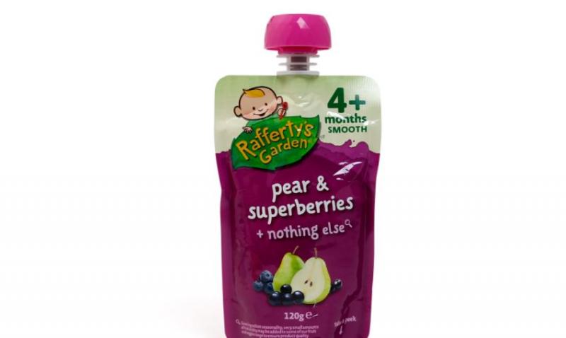 Dinh dưỡng trái cây Rafferty's Garden