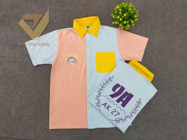 Đồng phục Mũi Tên Vàng - 1 Thành Viên Uniform