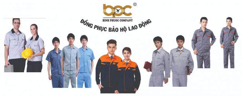 Đồng phục Quảng Ngãi - Công Ty May Bình Phước