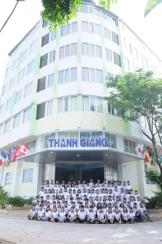 Du học - XKLĐ Thanh Giang Conincon Nghệ An