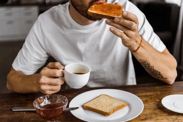 Đừng để bữa sáng của bạn chỉ có  duy nhất một tách cà phê