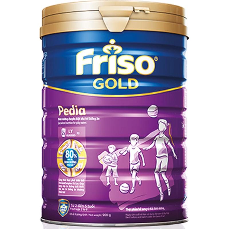 Friso Gold Pedia