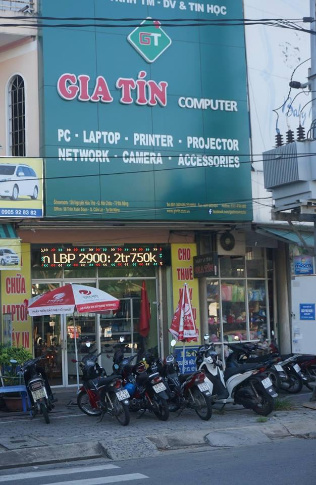 GIA TÍN Computer