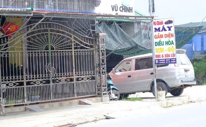Garage ô tô Vũ Chính