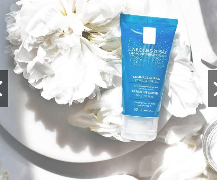 Gel Làm Sạch Tế Bào Chết Dành Cho Da Nhạy Cảm La Roche-Posay Ultra Fine Scrub Sensitive Skin