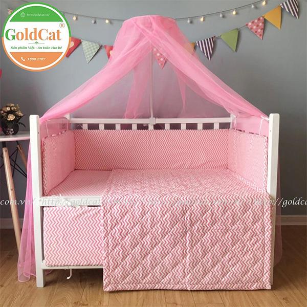 Giường cũi trẻ em Goldcat