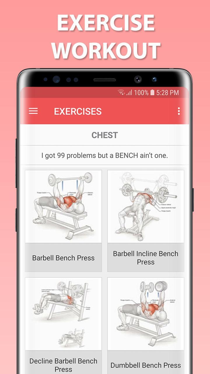 Gym Guide - Offline