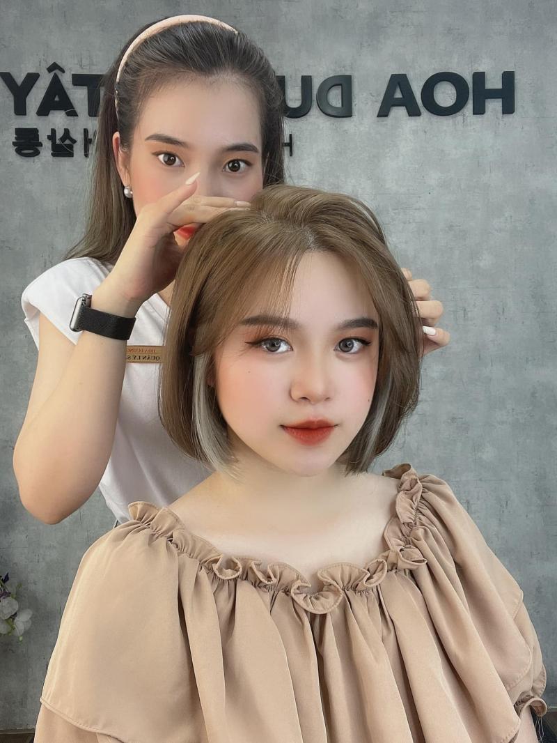 HOA DƯƠNG TÂY Hair salon