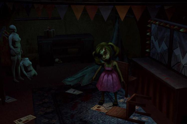 Haunted Clown Circus 3D
