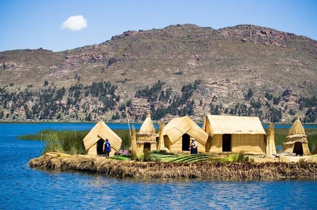 Hồ Titicaca - Peru/ Bolivia