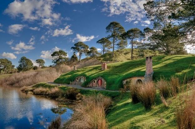 Hobbiton – New Zealand