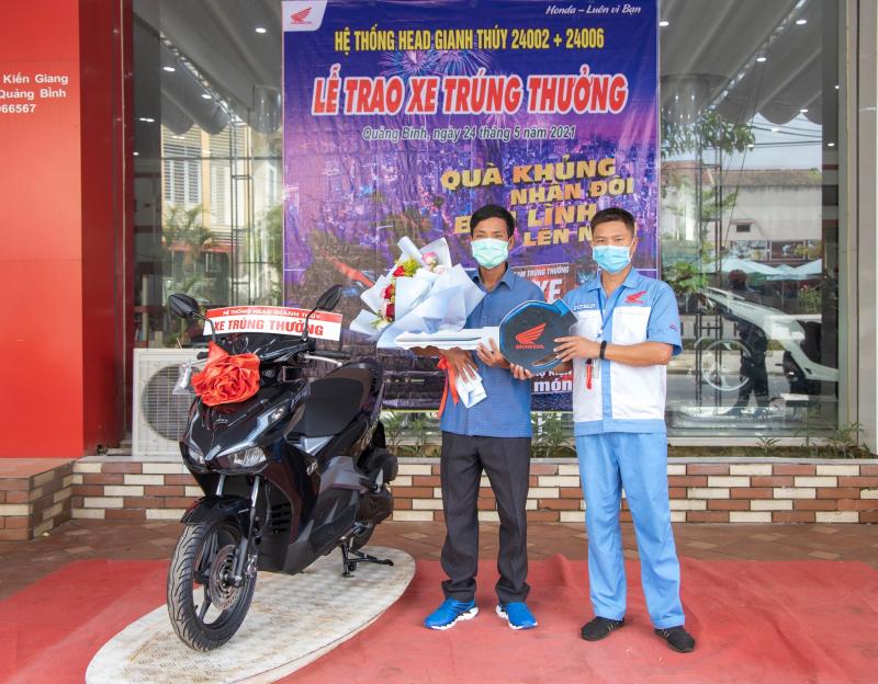 Honda Gianh Thúy