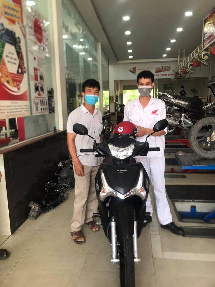Honda Hùng Hồng