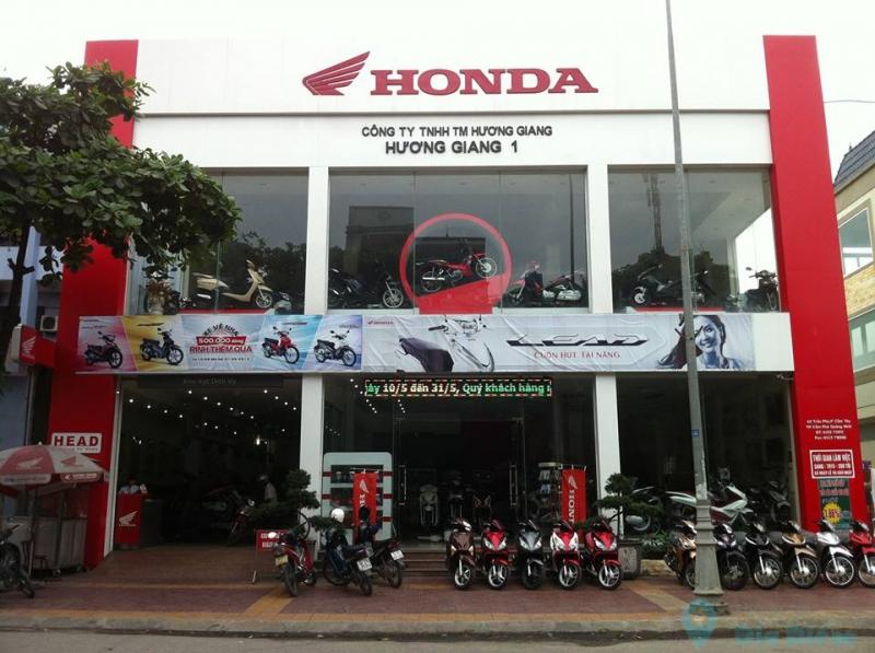 Honda Hương Giang