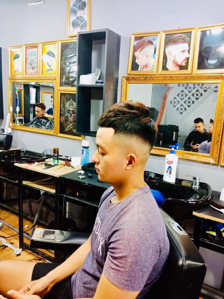 Huy Barber
