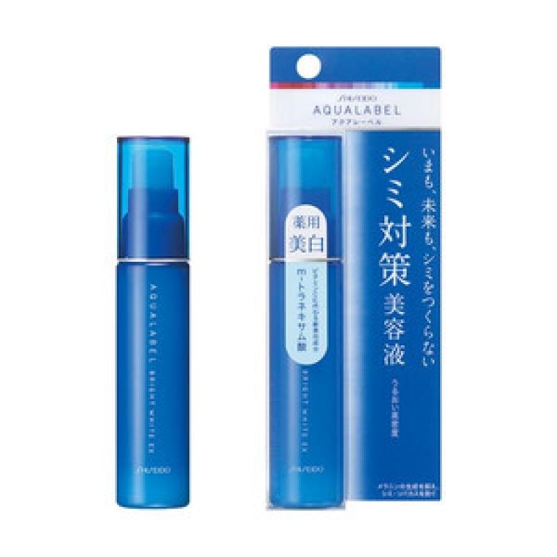 Huyết thanh trị nám Shiseido Aqualabel Bright White EX