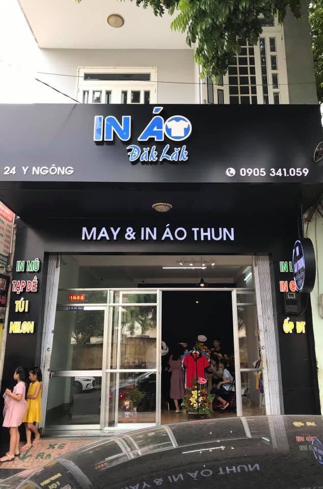 In Áo Đắk Lắk