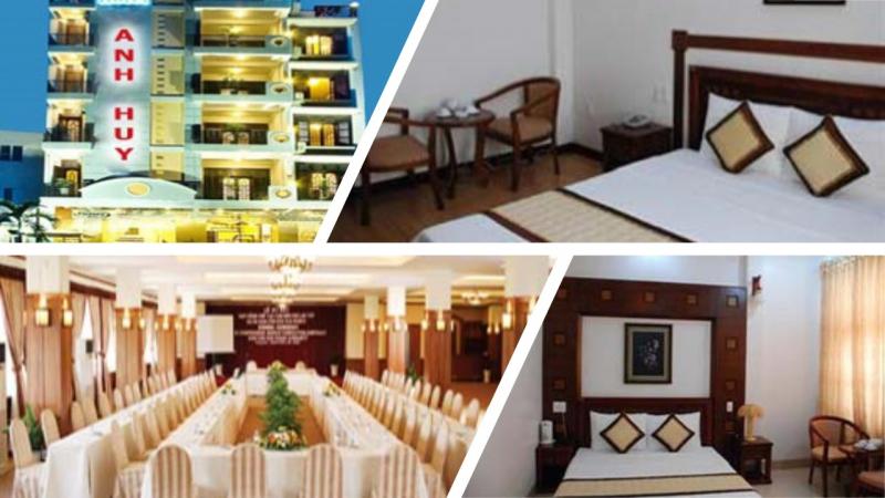 Khách sạn Anh Huy
