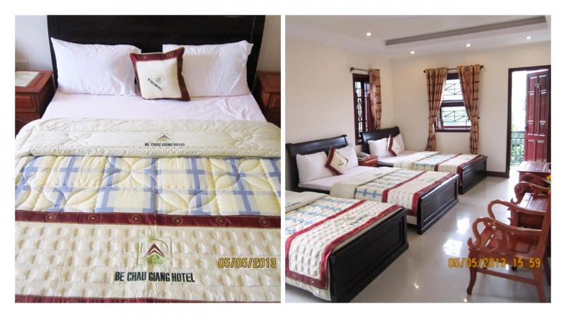 Khách sạn Bé Châu Giang