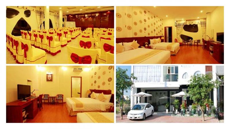 Khách sạn Trâm Oanh