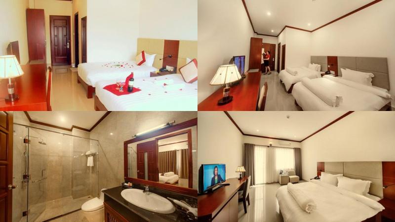 Khách sạn ven sông Bàn Thạch