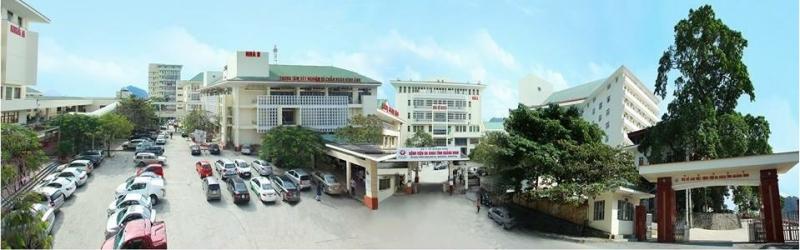 Khoa mắt bệnh viện đa khoa tỉnh Quảng Ninh