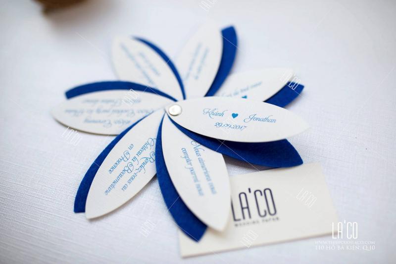 La'co Wedding Paper