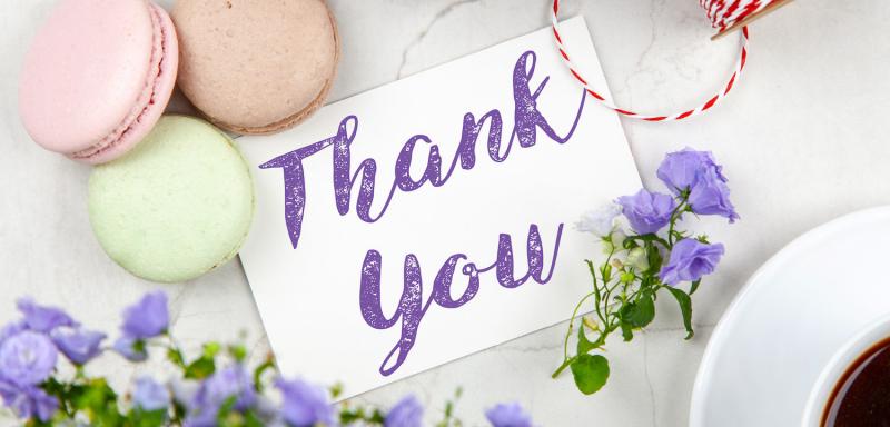 Lập một danh sách những điều mình biết ơn