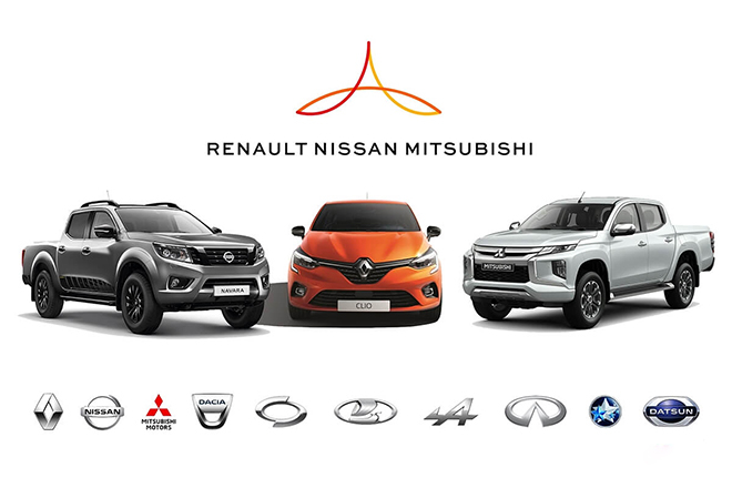 Liên Minh Renault–Nissan–Mitsubishi