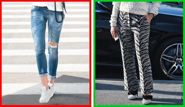 Mặc quần áo rộng rãi, không quá chật