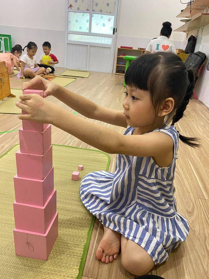 Mầm Non Chú Ong Nhỏ - Little Bee Kindergarten