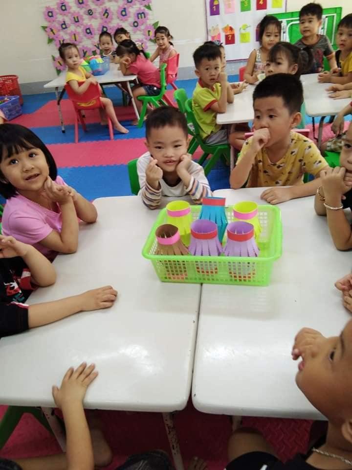 Mầm non Happy Home - Montessori