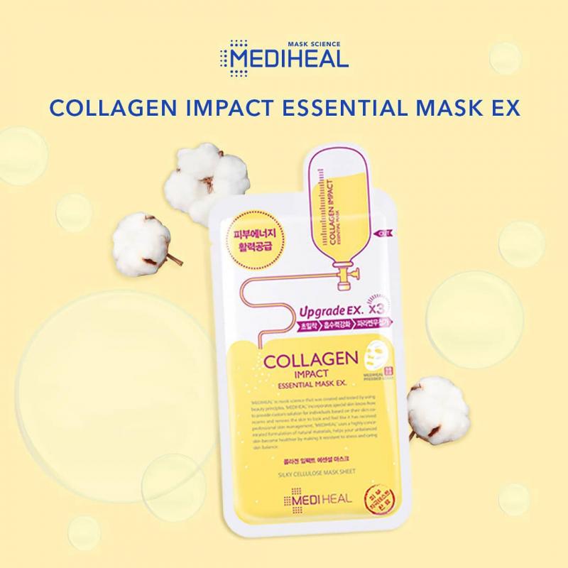 Mặt nạ Mediheal Collagen Impact