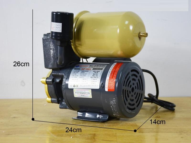Máy bơm nước tăng áp tự động Shining SHP-150EA