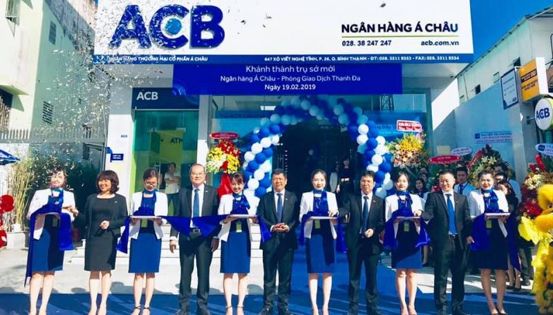 NGÂN HÀNG TMCP Á CHÂU