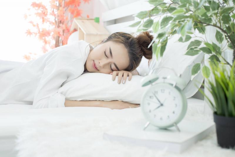 Ngủ đủ giấc và đúng giờ