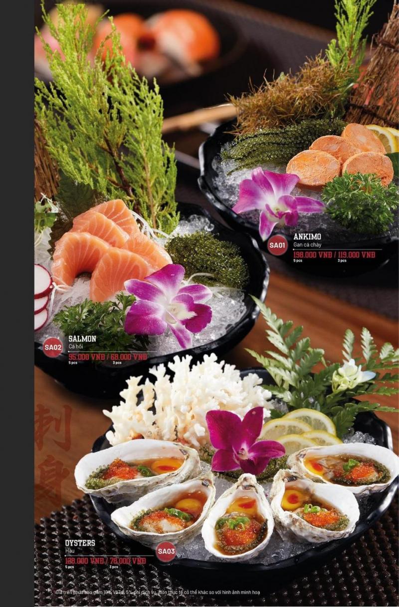 Nhà Hàng KUBO SUSHI - Buffet BBQ