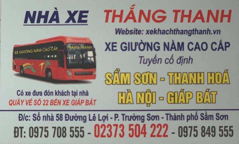 Nhà Xe Thắng Thanh