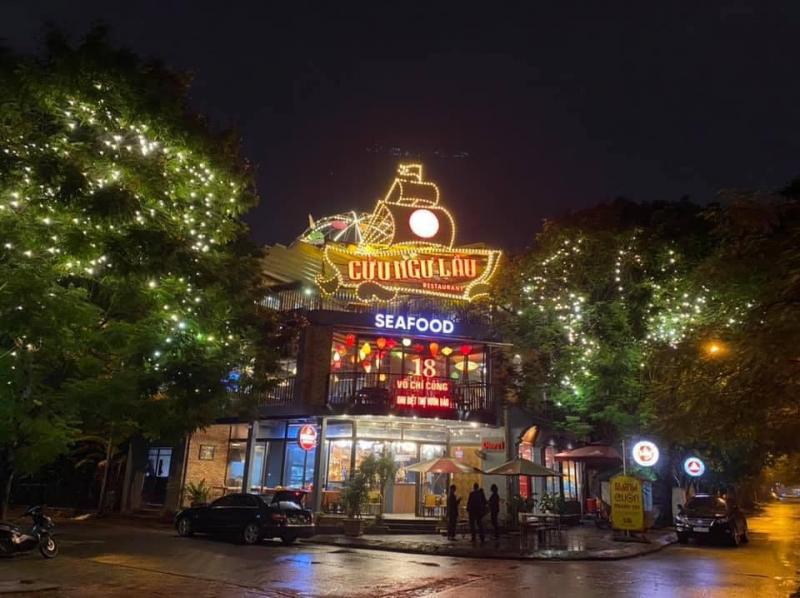 Nhà hàng Cửu Ngư Lầu