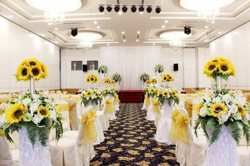 Nhà hàng tiệc cưới Sông Tiền