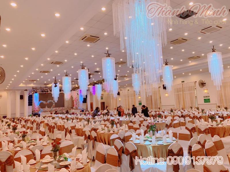 Nhà hàng tiệc cưới Thành Minh