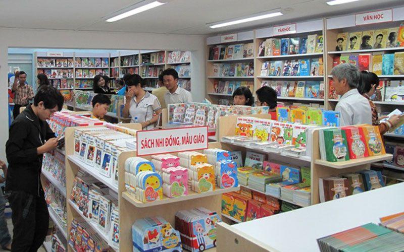 Nhà sách Nhân Văn Chi nhánh Ninh Thuận